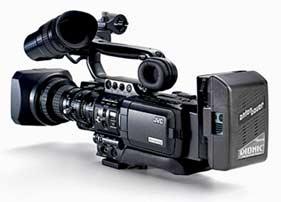 JVC GY-HD110 DV